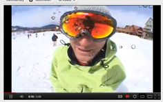 """One of my Favorites - His """"go ride and have fun"""" attitude is so contaminous. #ilike    http://www.youtube.com/watch?v=4s2BTXzcKDg"""