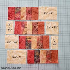 Beginner Quilt Patterns, Quilting For Beginners, Quilting Tutorials, Quilting Projects, Patchwork Patterns, Patchwork Tutorial, Quilting Patterns, Quilting Designs, Patchwork Table Runner