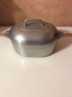 Vintage Wagner Ware Magnalite Quot Roast And Bake Pan Quot Sidney