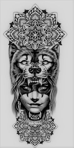 Half Sleeve Tattoos Drawings, Tattoo Design Drawings, Tattoo Sleeve Designs, Chicano Art Tattoos, Line Art Tattoos, Lion Head Tattoos, Forearm Tattoos, Lion Tattoo On Thigh, Geometric Tattoo Female