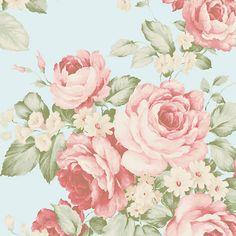 Papel de parede Papel de parede Abby Rose 3 - AB27615 | Bucalo