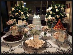 Foto enviada por clientes felices con mi trabajo! Mi torta se ve linda cierto???