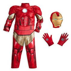 Iron Man Deluxe Light-Up Costume for Boys Kids Atv, Kids Toys For Boys, Toddler Boys, Marvel Lights, Pink Football, Lego Custom Minifigures, Light Up Costumes, Spiderman Movie, Boy Costumes