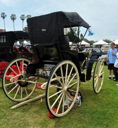 1904 Columbus high wheeler