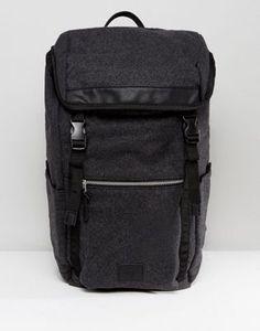 e01ccae1ddb3 Hiker Backpack In Charcoal Melton