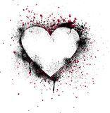 Watercolor Heart Tattoo Designs 51 Ideas For 2020 Paint Splatter Tattoo, Traditional Tattoo Cat, Black Heart Tattoos, Love Heart Tattoo, Cute Dragon Tattoo, Broken Heart Drawings, Watercolor Heart Tattoos, Herz Tattoo Klein, Colors