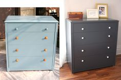 Dresser DIY Makeover | Simple Domesticity
