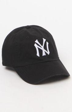 8ef1adb9e3f30e NY Yankees Baseball Cap Ny Yankees, Pacsun, Rv, Baseball Cap, Cute Outfits