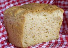 Pig in the Kitchen: Gluten Free Bread (egg free, dairy free, gluten free)