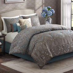 Wyndham Comforter Set | Kohl's