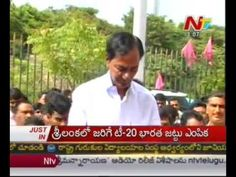KCR confidence over Telangana state