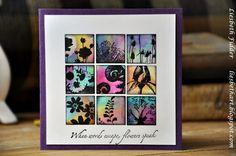 Liesbeth's Arts & Crafts: Art Journey Challenge 30: Inchies