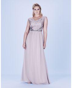 """Little Mistress"" Little Mistress Lace Maxi Dress at Simply Be Lace Top Dress, Lace Maxi, Chiffon Skirt, Bridesmaid Dresses, Prom Dresses, Formal Dresses, Wedding Dresses, Curve Dresses, Plus Size Dresses"