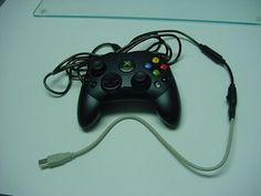 XBOX Controler Via Usb: 5 Steps