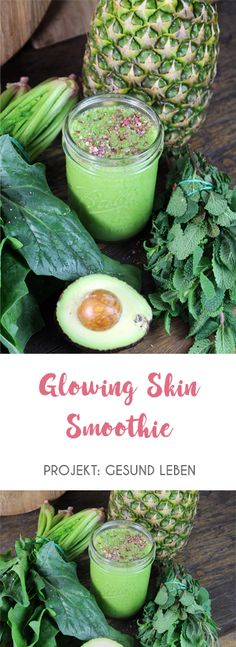 Glowing Skin Smoothie
