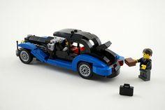 Lego Oldtimer limusin by szász