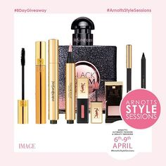 WIN!!!The @arnottsdublin #ArnottsStyleSessions are almost here and to celebrate we have an 8-day countdown of amazing prizes up for grabs! Our fifth amazing giveaway is a @yslbeauty beauty hamper worth over 250! To win this fabulous prize simply like this photo and tag your best friend who'd love to win too! The winner will be announced soon but stay tuned for our next fantastic giveaway! If you'd like to come to the complimentary #ArnottsStyleSessions simply log onto image.ie to register…