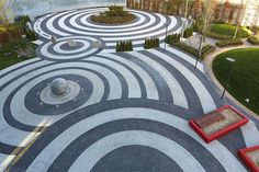 Landscape Design Idea – Get Creative With Pavement