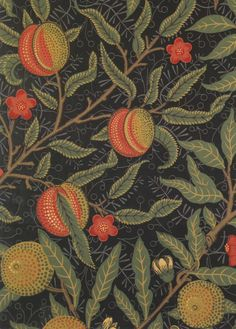 William Morris Wallpaper Design