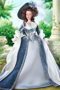 barbie portrait collection | Duchess Emma Barbie doll – Portrait Collection