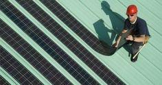 Novedosos Paneles Solares flexibles, mucho más fáciles de instalar