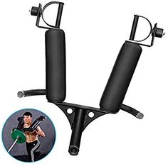 Enjoy exclusive for AticaSport T-bar Landmines Handle Squat Olympic Barbell Insert Shoulder Multi-Grip Rowing Large Gym Fitness Equipment online - Bestshoppingideas No Equipment Workout, Workout Gear, Fun Workouts, Fitness Equipment, Ser Fitness, Full Leg Workout, Gym Setup, Volleyball Training, Deep Squat