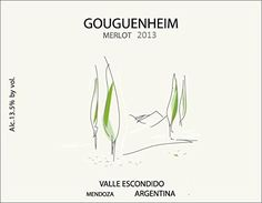 2013 Gouguenheim Merlot Mendoza, Argentina *** Be sure to check out this awesome product.