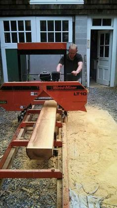 29 Best Wood-Mizer Portable Sawmills images in 2017   Wood