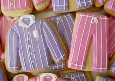 Pajama Party cookies! ~ Oh Sugar Events