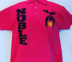 3d141f53078 Noble knit polo shirt has logo Scimitar with Maltese cross