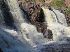 Gooseberry Falls ~ Minnesota