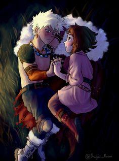 Bakugou And Uraraka, Cry Like A Baby, Anime Villians, Anime Vs Cartoon, Au Ideas, Cute Anime Coupes, Cute Dragons, My Hero Academia Memes, Red Dragon