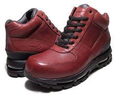NIKE ACG AIR MAX GOADOME [TAR/TAR-OXEN BROWN] (865031-020) | My fashion |  Pinterest | Nike acg, Air max and Brown