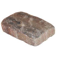 allen + roth Luxora 6-in W x 9-in L Ashland Concrete Countryside Patio Stone (Actuals 5.8-in W x 8.8-in L)