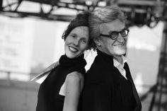 Wim Wenders | Wim Wenders in Paris for Paris Photo