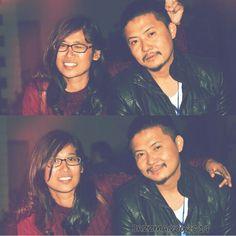 With Musician Rajat Rai dai from KJC