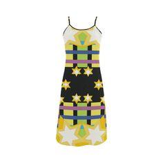 Stars and stripes Slip Dress (Model My Fb, Custom Bags, Color Change, Stripes, Stars, Unique, Model, Stuff To Buy, Dresses