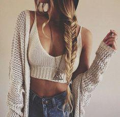 Summer knits.