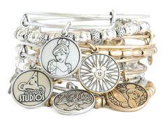 Alex and Ani bracelets at Disney World & Disneyland