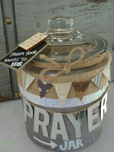 Craft or Decoration for prayer requests?