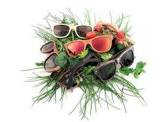 [ECOlution] è variegata. #bamboo #sunglasses #raleri #ecolution More on: http://bit.ly/ECOlutionBrand