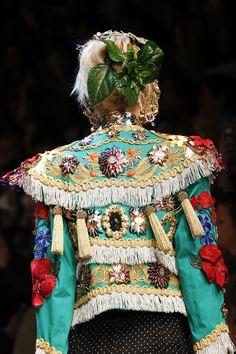 Dolce & Gabbana   Milan Fashion Week   Spring 2017