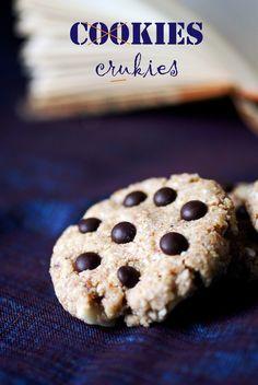Cookies crus à croquer | Antigone XXI