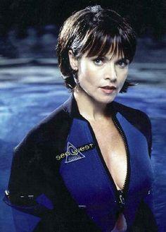 Rosalind Allen #seaquest http://www.ryanmercer.com