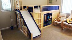 5 идей для родителей, как превратить обычную детскую кровать в нечто особенное - http://lifehacker.ru/2015/01/12/5-idej-dlya-roditelej-kak-prevratit-oby-chnuyu-detskuyu-krovat-v-nechto-osobennoe/