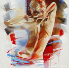 Painting by Kitty Meijering