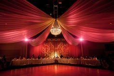 A La Carte Pavilion Wedding