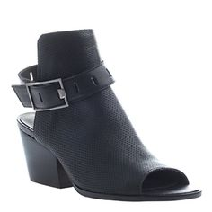 Nicole Talullah Wedge Sandal, Black - 6 >>> Want to know more, click on the image.