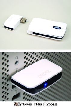 With the Digitz® EZ Mouse, you'll never have to change batteries in a wireless mouse again! Check out this product at inventhelpstore.com.