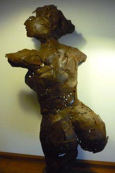 Jean-Luc Jean-Luc, Dos patchwork, Sculpture